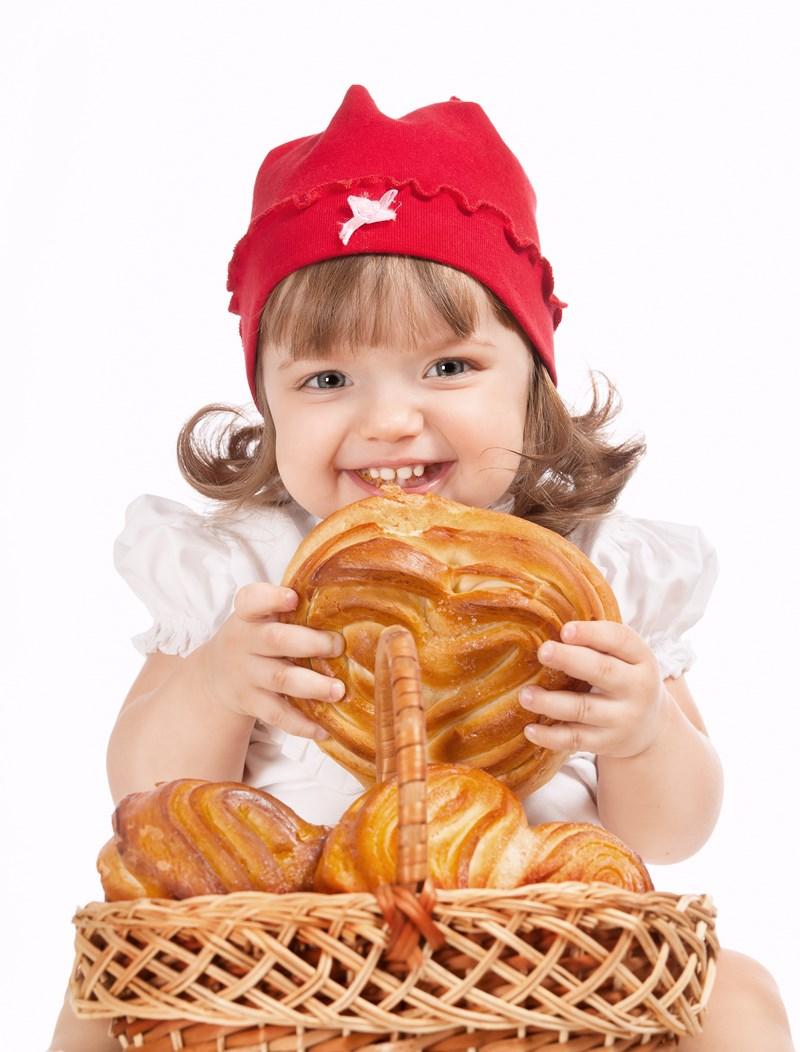Comment faire faire le régime a un enfant