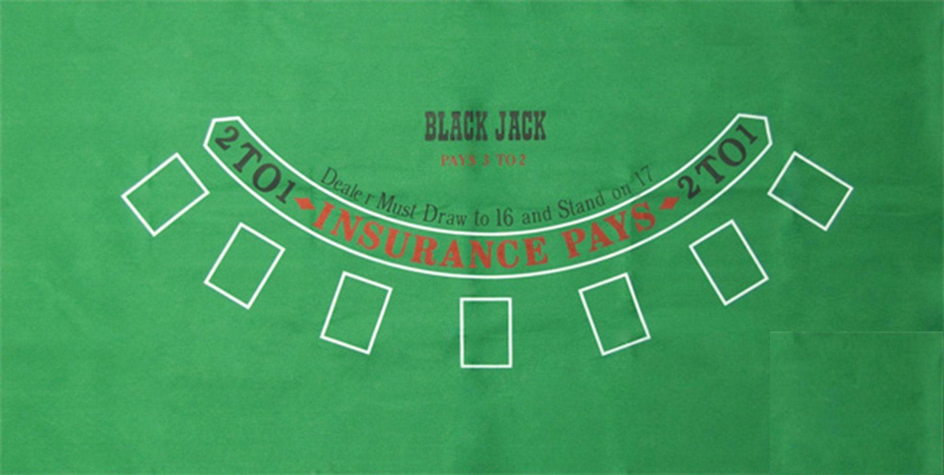 Blackjack : j'ai appris à jouer toute seule