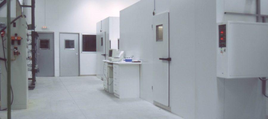 Les diff rences entre les 2 types de chambre froide for Temperature chambre froide